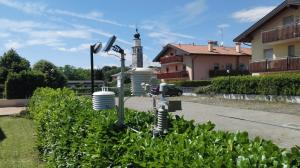 Posizionamento stazione